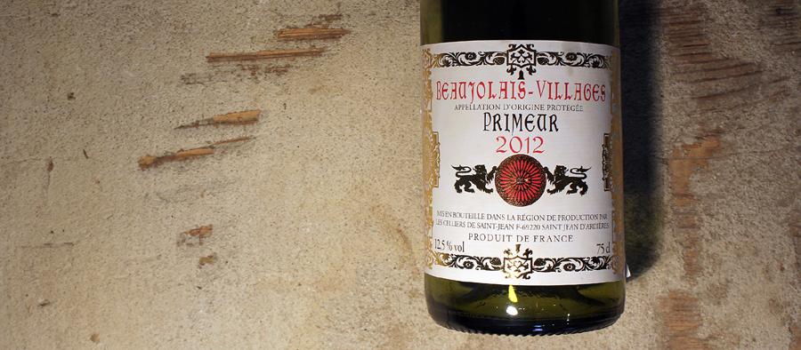 Beaujolais-Primeur