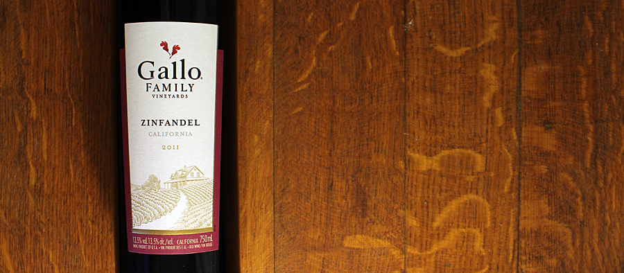 Gallo Zinfandel 2011
