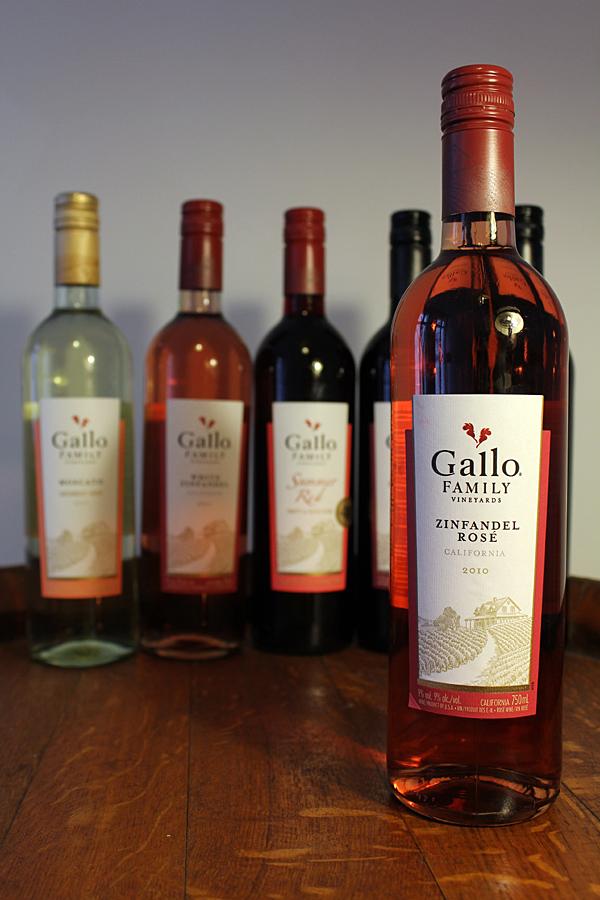 Gallo-Zinfandel-Rosé