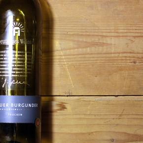 Deutsches Weintor Grauer Burgunder 2011 – Qualität aus nachhaltiger Bewirtschaftung.