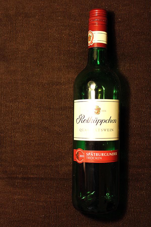 Rotkäppchen-rotwein