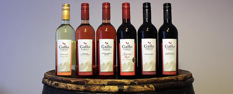 Gallo-Weine