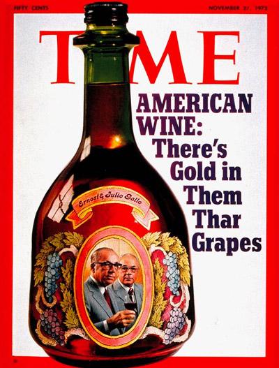 Gallo Wein-Aufstieg
