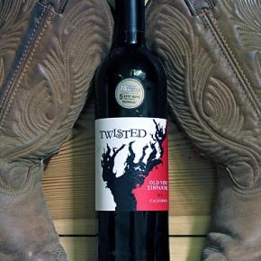 Twisted Old Vine Zinfandel 2011 - besser als der 5 Euro Standard?