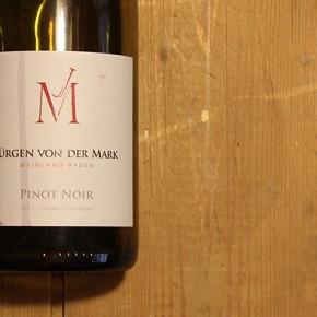 Jürgen von der Mark Pinot Noir 2011 – Unterholz vergewaltigt Frucht