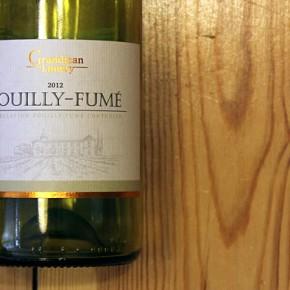Grandjean Lanéry 2012 – ein Pouilly-Fumé von Aldi