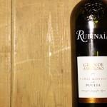 Rubinaia Grande Amoroso  – fruchtige Überraschung aus Apulien