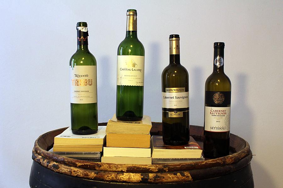 Winetastingrot