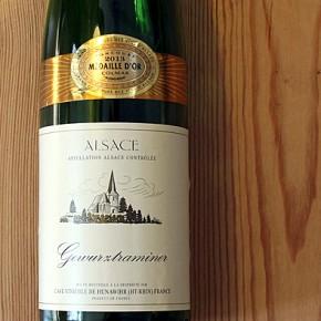 Gewürztraminer der Cave de Hunawihr – Dessertwein aus dem Elsass