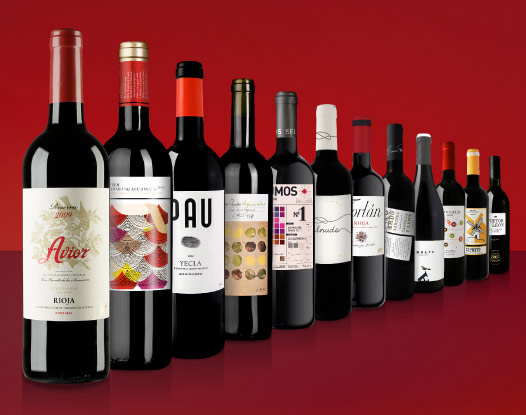 vinos-selection