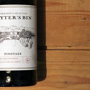 Ruyter's Bin Pinotage – Die erste Liebe des Weinsnobs