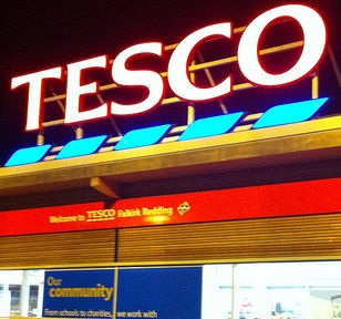 Tesco-carré