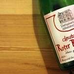 Roter Sauser – Der erste Rotwein des Jahres