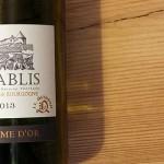 La larme d'or Chablis – Chardonnay der alten Welt