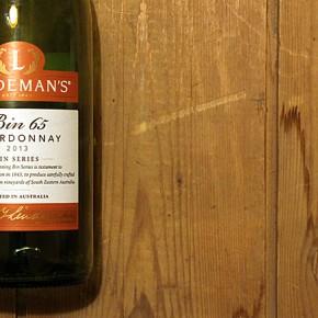 Lindemans Bin 65 Chardonnay - der zweitbeste Chardonnay im Supermarkt