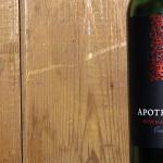 Apothic Red – ein stylischer Blend aus Kalifornien