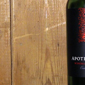 Apothic Red - ein stylischer Blend aus Kalifornien
