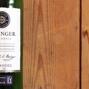Beringer Zinfandel - Der Wein für Profigolfer