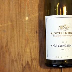 Kloster Eberbach Spätburgunder - Rotwein vom Weißweinkloster