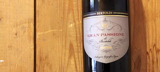 Gran Passione di Bertoldi - 5 Korken für den Kaiser's Wein