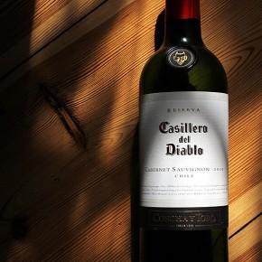 Casillero del Diablo - ein teuflisch guter Cabernet Sauvignon!