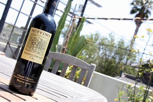 Ruffino hat auch mehrere Supermarktweine im Angebot. (Quelle: Planetc1)