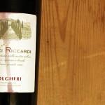 Casato dei Medici Riccardi – Ein Bolgheri DOCG von Lidl