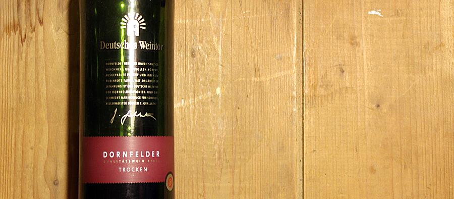 Weintor-Dornfelder