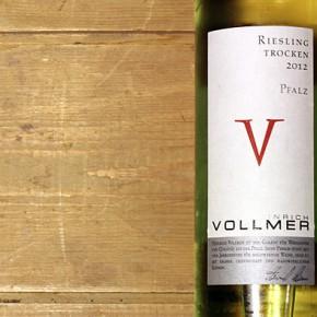 Heinrich Vollmer Riesling trocken – ein Wein der Gegensätze