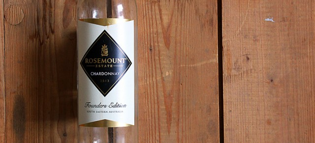 Rosemount Estate Chardonnay - Founders Edition im Test