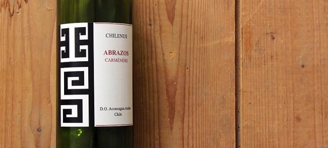 Chilenus Abrazos - Ein Weinhändler bekommt seinen eigenen Wein!