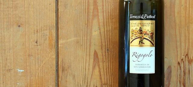 Teruzzi & Puthod Vernaccia di San Gimignano - Bestnote für den Weißwein von Netto