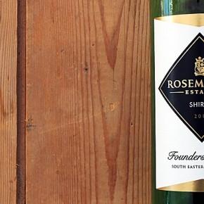 Rosemount Shiraz - der perfekte Grillwein für 5,49 Euro
