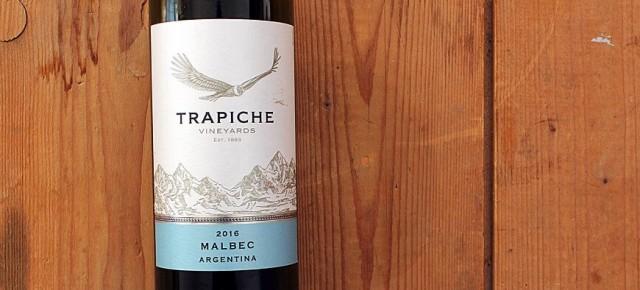 Trapiche Malbec - Toller Wein für unter 5 Euro