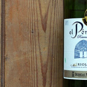 El Portico Rioja Crianza oder Michel Rolland für unter 5 Euro