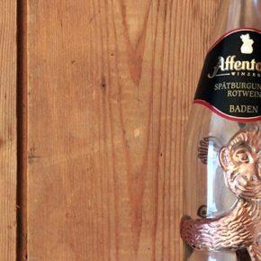 Affentaler Spätburgunder Rotwein - Billigwein im Test