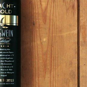 Nachtgold Eiswein - Solider Dessertwein für unter 10 Euro