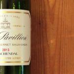 The Pavillion Shiraz Cabernet Sauvignon  – Best-Note für diesen Südafrikaner