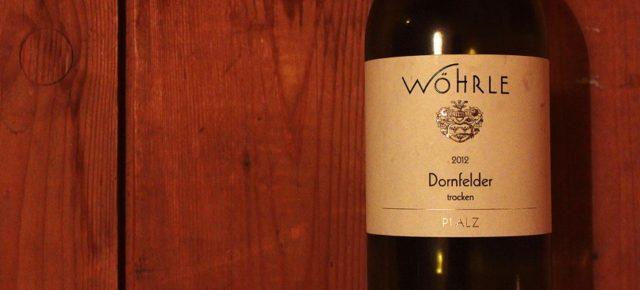 Wöhrle Dornfelder - Wein vom Bio-Vorreiter aus der Pfalz