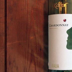 Käfer Chardonnay - Der Vino Bianco im Test