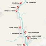 Côtes du Rhône Wein: Das Anbaugebiet, die Winzer und die Weine