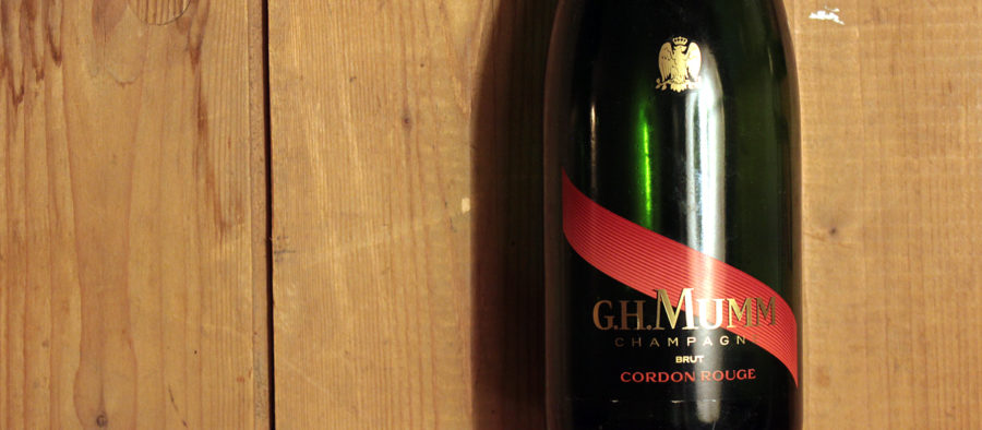G.H. Mumm Cordon Rouge Brut