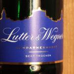 Lutter & Wegner Sekt – Der Sekt der Sekt seinen Namen gab
