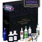 Vodka-Adventskalender 2020 im Vergleich