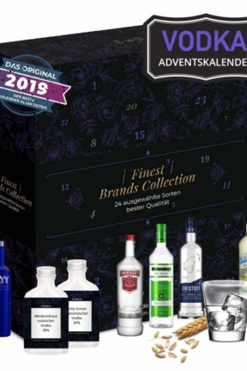 vodka-adventskalender