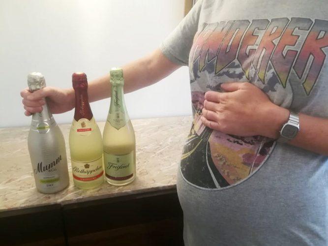 sekt für schwangere