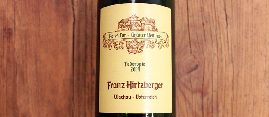 Franz Hirtzberger Grüner Veltliner Rotes Tor Federspiel