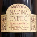 Spitzen Go-To-Wein vom Pionier aus den Abruzzen