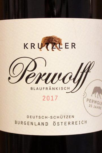 Krutzler Perlwolff Blaufränkisch