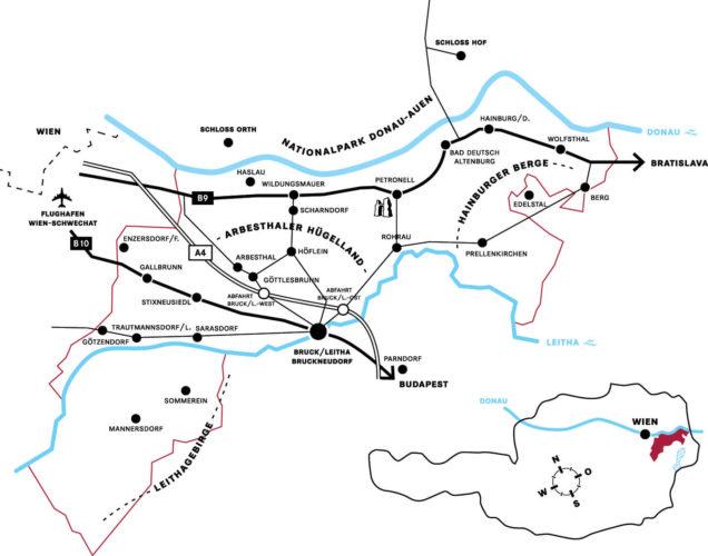 Carnuntum Weinregion